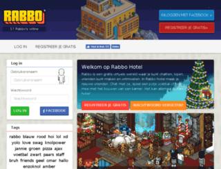 speelrabbo.nl screenshot