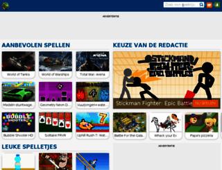 speelvoorgeld.nl screenshot