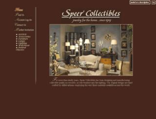 speercollectibles.com screenshot