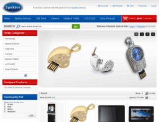 spektordevices.com screenshot