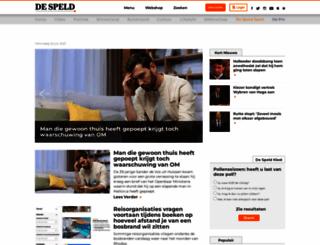 speld.nl screenshot