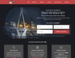 spellboundweb.com screenshot