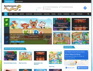 spellenspele.nl screenshot
