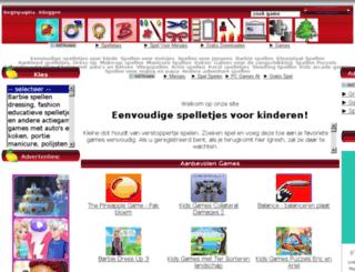 spellenvoormeisjes.games-igri.com screenshot