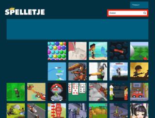 spelletje.nl screenshot