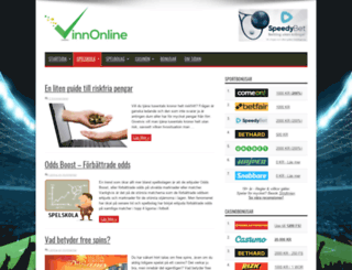 spelskola.vinnonline.se screenshot
