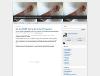 spencerackerman.typepad.com screenshot