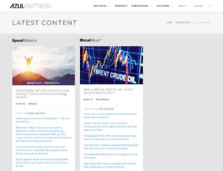 spendmattersnet.com screenshot