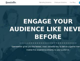 spendsetter.com screenshot