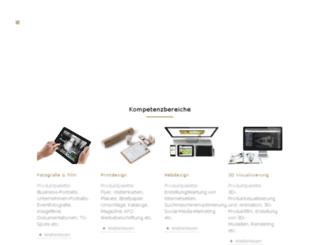 sperber-werbeagentur.de screenshot