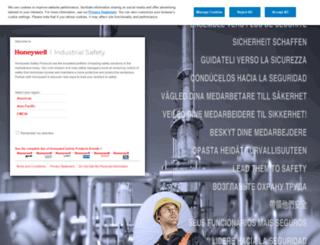 sperian.com screenshot
