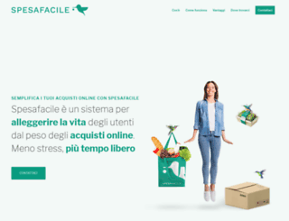spesafacile.com screenshot