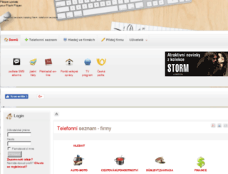 spfirmy.cz screenshot