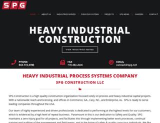 spg.net screenshot