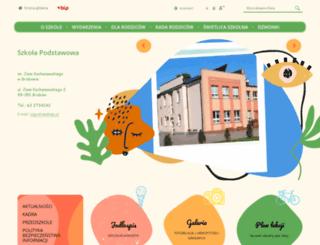 spgrabow.szkolnastrona.pl screenshot