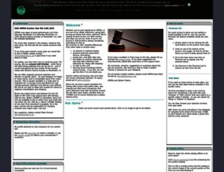 spheremusic.com screenshot
