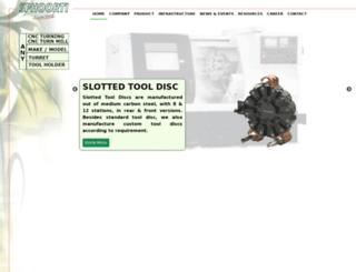 sphoorti.com screenshot