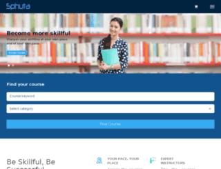 sphuta.com screenshot