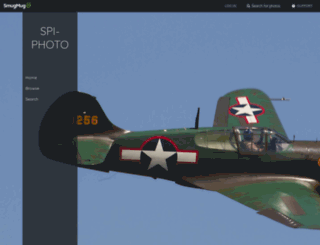 spi-photo.smugmug.com screenshot