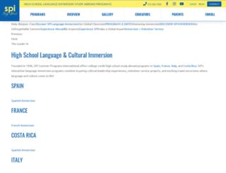 spiabroad.com screenshot