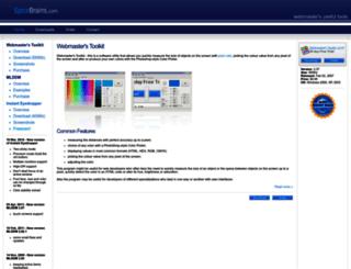 spicebrains.com screenshot