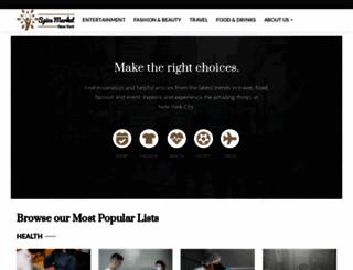 spicemarketnewyork.com screenshot