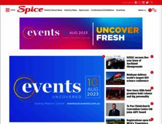 spicenews.com.au screenshot