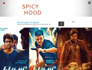 spicyhood.com screenshot