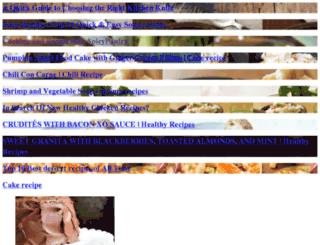 spicypantry.com screenshot