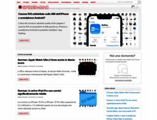 spider-mac.com screenshot
