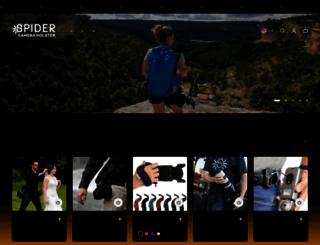 spiderholster.com screenshot