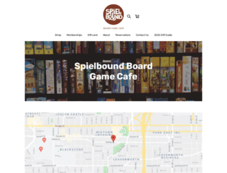spielbound.com screenshot