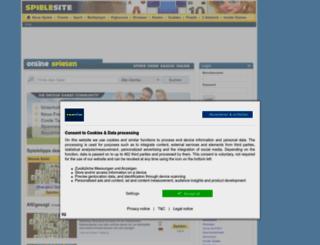 spielesite.com screenshot