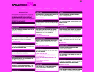 spielespielen24.de screenshot