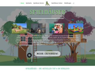 spielhaeuser.net screenshot