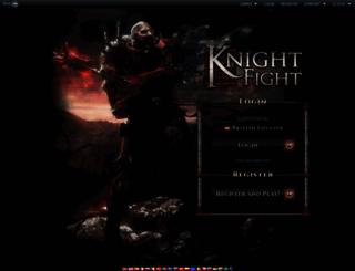 spielwelt3.knightfight.de screenshot