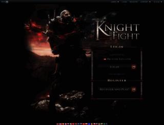 spielwelt8.knightfight.de screenshot