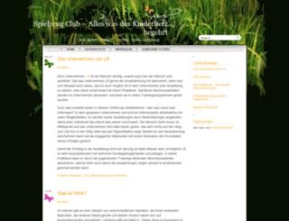 spielzeug-club.net screenshot