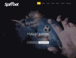 spiffx.com screenshot