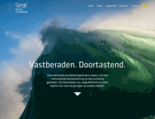 spigthoffcuracao.com screenshot