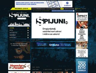 spijuni.com screenshot