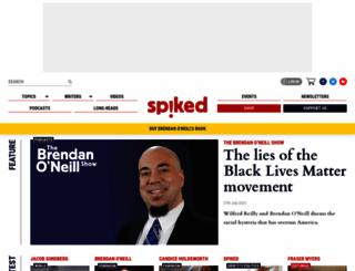 spiked-online.com screenshot