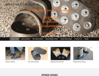 spikedshoes.net screenshot