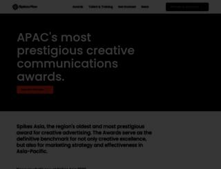 spikes.asia screenshot