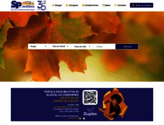 spimobiliaria.com.br screenshot