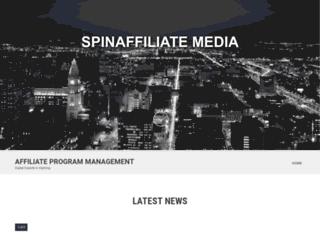 spinaffiliate.com screenshot