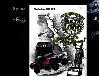 spinasbaja.wordpress.com screenshot