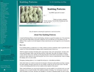 spindling.com screenshot
