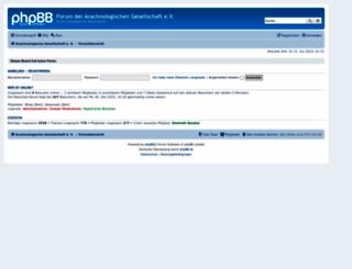 spinnen-forum.de screenshot