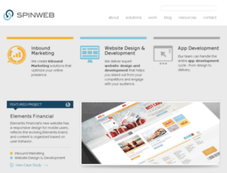 spinweb.tv screenshot